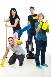 london house cleaning services